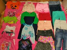 Girls Clothes Size 5 Lot Of 20 Pieces Summer