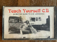 """""""Teach Yoursel C.B."""" (A British Guide To C.B. Language) - Cassette"""
