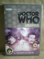 Doctor Who - Logopolis - (BBC Dvd) (Tom Baker) New/Sealed
