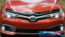 Premium Quality Bonnet Protector - Tinted Glass - for Toyota Corolla 2013-2018