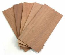 Panneaux de bois de placage acajou pour le bricolage