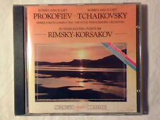 ENRIQUE BATIZ Prokofiev - Tchaikovsky - Rimsky-Korsakov Romeo and Juliet cd