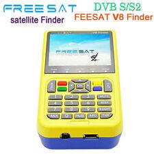 Freesat V8 Finder HD1080P DVB-S2 High Definition Satellite Finder MPEG-2 MPEG-4