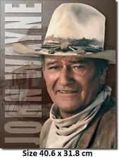 John Wayne Stage Coach Tin Sign 1188  Made in USA