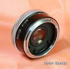 Canon FD VIVITAR Tele Converter 2X-4 für Canon A1 F1 T90 00066