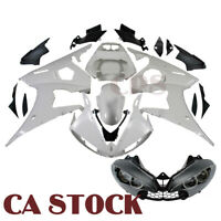Unpainted Fairing Kit /Headlight For Yamaha 2003 04 05 2005 YZF R6 YZF-