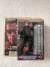 New listing McFarlane Toys T-850 Terminator with Coffin Terminator Action Figure