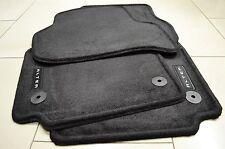 Original Seat Altea 5P 5P0061675041 Fussmatten Satz 4-teilig schwarz Velours NEU