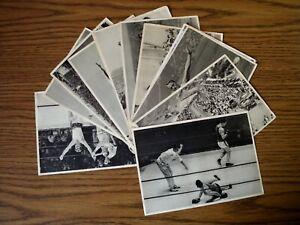 "Sammelbilder ""OLYMPIA 1932 "" 25Bilder Konvolut Format12x17cm"