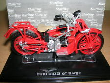 STARLINE MOTO GUZZI GT NORGE ROSSO RED 1:24 MOTO MOTORBIKE NUOVO + OVP