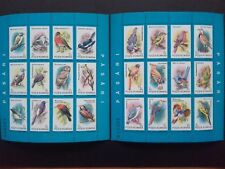 1991 - Romania - Birds - 2 Sheets, Mi.Bk.265 - 266  MNH