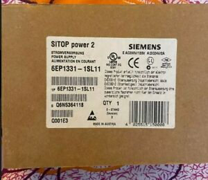 Siemens Sitop Power Supply 6EP1331-1SL11, ship from United Arab Emirates