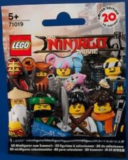 LEGO 71019 Minifigures The Ninjago Movie Series Lot of 5 Blind Packs