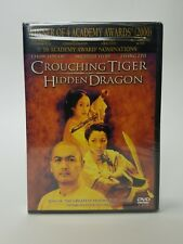 Crouching Tiger, Hidden Dragon (Dvd, 2001, Special Edition) New free shipping