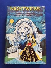 NIGHTWEBS: A COLLECTION OF STORIES BY CORNELL WOOLRICH - FIRST EDITION