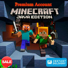🔥 Minecraft Java Edition Code  -  Premium Account  | INSTANT DELIVERY, Warranty