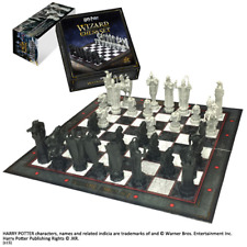 Noble Collection Harry Potter Chess Set Wizards Chess