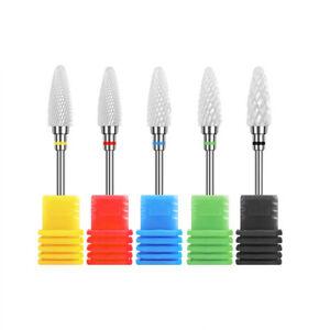 5pcs ceramic dental laboratory burs supply kit
