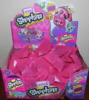 Shopkins Season 5 -40 x Surprise Bags - New from packet sealed in surprise bags!