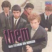 Them Featuring Van Morrison [Deram] by Them (CD, Oct-1990, Deram (USA))