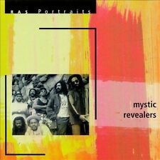 "MYSTIC REVEALERS ""Portraits"" (Jamaican) Ras Records #RAS 3328 (Near Mint CD)"