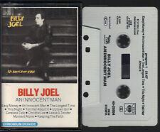 Billy Joel An Innocent Man (Uptown Girl, Tell Her About It) MC, Kassette, 118