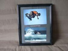 Pro France Surf Classic Oxbow ASP World Tour & Skate 2 tirages originaux + cadre