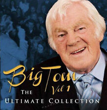 Big Tom The Ultimate Collection Vol One - all the Hit Songs (Brand New 2CD set)