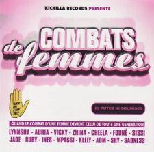 Various - Combats de femmes - CD -