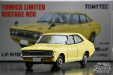 [TOMICA LIMITED VINTAGE NEO LV-N188b 1/64] NISSAN VIOLET 1600SSS 1973 (Yellow)