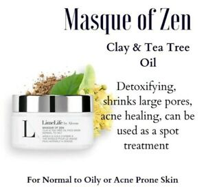 LimeLife by Alcone Mask Masque Of Zen Clay & Tea Tree