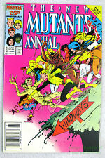 New Mutants Annual #2 NEWSSTAND Variant! 1st Appear Psylocke! X-Men Apocalypse!