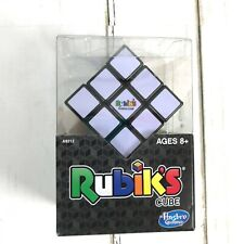 Rubik 3x3 Puzzle Cube Game With Stand Rubik's Hasbro Toy Original A9312