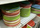 """New Fiesta Salad Plate 7.25"""" Retired Color Mix and Match Fiestaware Imperfect!!!"""