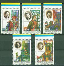 Chile 1997 - Opernsänger Rigoletto Othello Faust Zauberflöte Musik - Nr. 1831-35