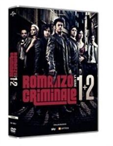 Romanzo criminale - La Serie - Stagione 1 + 2 (8 DVD) - ITALIANO ORIGINALE -