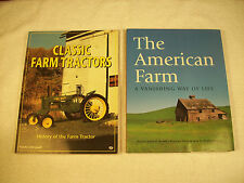 2 Lot Classic Farm Tractors John Deer