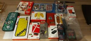 Nintendo Switch Console Accessories bundle Brand new stock £250++ RRP