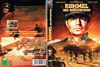 (DVD) Rommel - Der Wüstenfuchs - James Mason, Cedric Hardwicke, Jessica Tandy