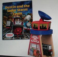 Thomas & Friends Wooden Railway Diesel & Dustin Sodor Storm Team  HTF