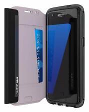 Tech21 Samsung Galaxy S7 Edge Evo Wallet Money/Card Case Cover - Black