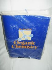 NEW IN PACKAGE ~ THE JOURNAL OF ORGANIC CHEMISTRY / AMERICAN CHEMICAL SOCIETY