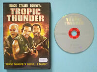 DVD Film Ita Commedia TROPIC THUNDER ben stiller ex nolo no vhs cd lp mc (T3)