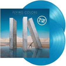 Flying Colors Third Degree (Vinyl Blue Limited Edt.) Doppio Vinile LP Nuovo
