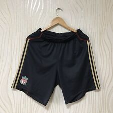 LIVERPOOL 2009 2010 AWAY FOOTBALL SOCCER SHORTS ADIDAS