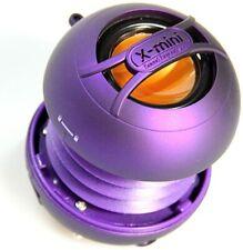 X-mini uno (púrpura) - portátil Mini Altavoz con jack de 3.5mm y sonido masivo!