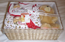 Forever Friends Gingerbread Gift set 3 to 6 months by Izzywotnot