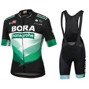 2021  mens cycling Short sleeve jersey cycling jerseys cycling bib shorts set