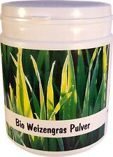 SANOS  Bio Weizengras Pulver, 250g  aus eigenem Anbau  vom Bodensee