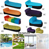Air Sleeping Bag Lazy Chair Lounge Beach Sofa Bed Inflatable Camping Outdoor !